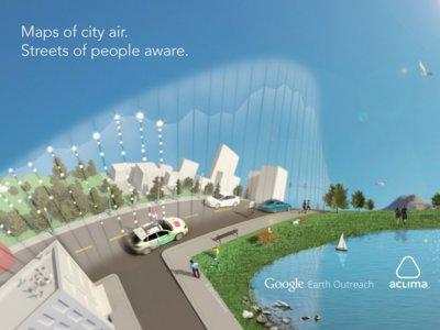 Atentas ciudades, los coches de Google comenzarán a medir los niveles de contaminación
