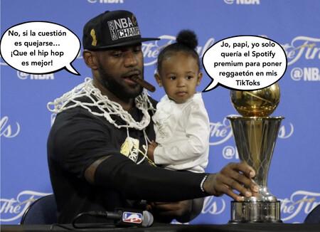 El impresionante regalo que ha construido LeBron James para su hija Zhuri, que ya puede independizarse a sus 6 añitos