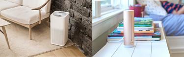 7 gadgets para controlar y mejorar la calidad del aire en el hogar