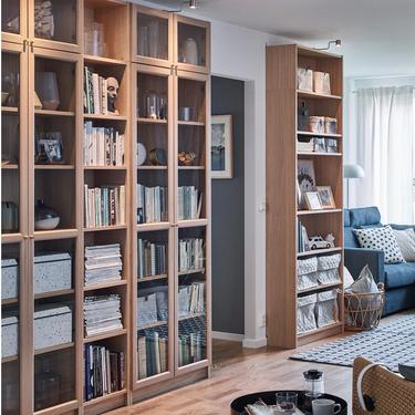 Nueve estanterías y librerías por menos de 70 euros