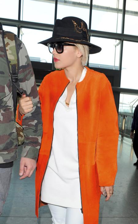 Rita Ora sombrero