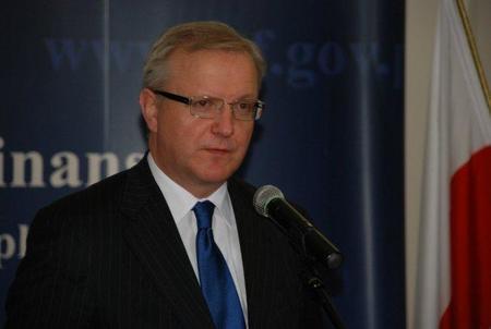 Ollie Rehn resume sus siguientes pasos para la reforma europea