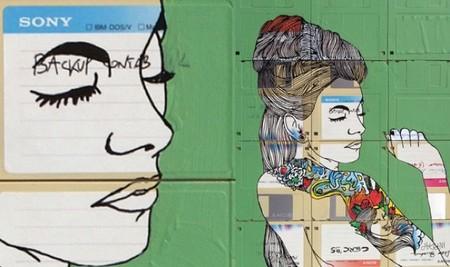 Soportes electrónicos como alternativa al lienzo convencional en pintura