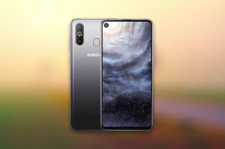 Samsung Galaxy A8s: la pantalla Infinity-O se estrena con un gama media que mantiene la triple cámara trasera