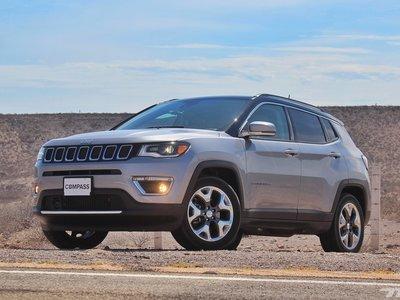 Manejamos el Jeep Compass 2018, quiere ser el mejor y eso tiene un precio