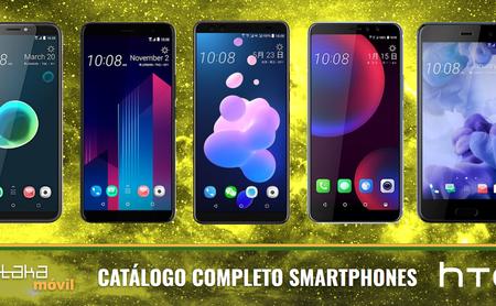HTC U12+, así encaja dentro del catálogo completo de móviles HTC en 2018