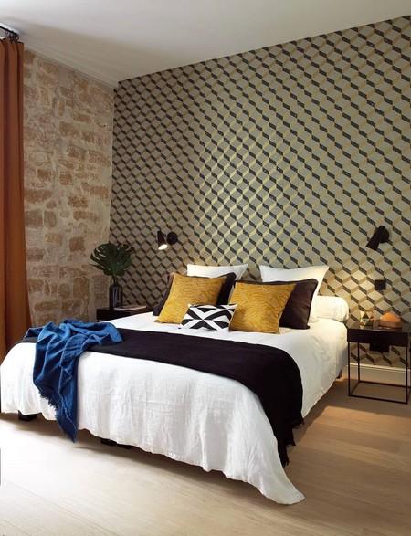 Dormitorio en París