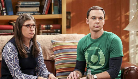 Amy Y Sheldon Big Bang Theory