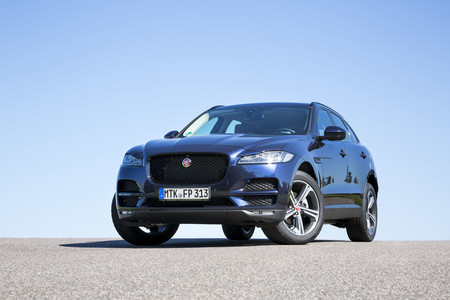 Jaguar F-Pace Mj18 2