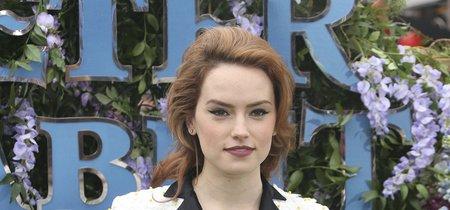 Daisy Ridley, una nueva celebrity internacional que cae rendida ante los encantos de Teresa Helbig