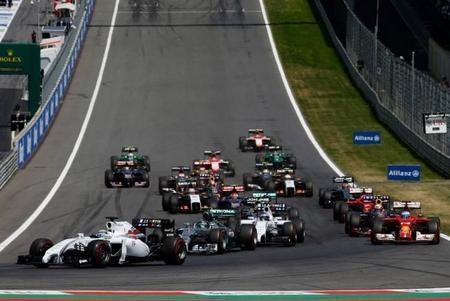 El Grupo de la Estrategia discute algunos cambios para la Fórmula 1 de 2015