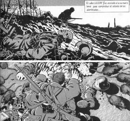 guerra trincheras tardi