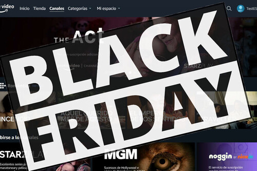Amazon Prime Video, Filmin, Movistar+, FlixOlé y HBO, las mejores ofertas del Black Friday en plataformas de streaming