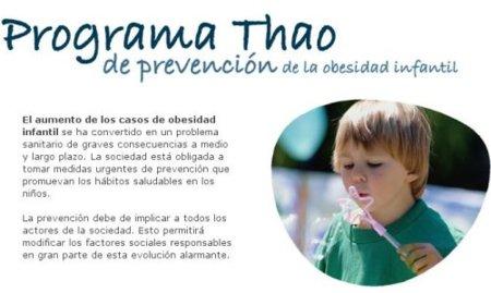 Thao: un recurso para prevenir la obesidad en los niños