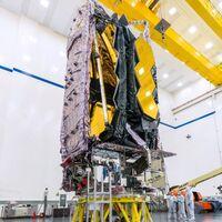 El observatorio espacial más avanzado jamás construido está listo: este es el James Webb, el telescopio que reemplazará al Hubble
