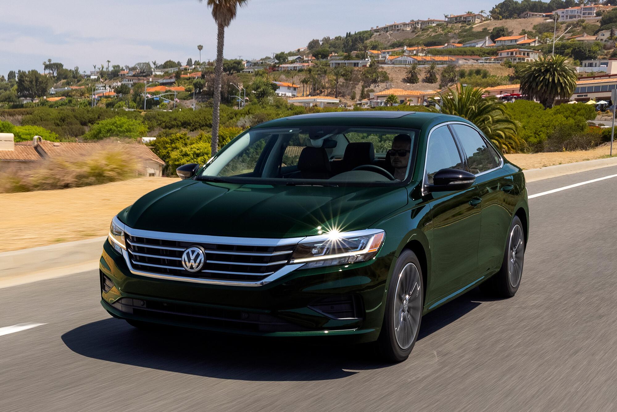 Foto de Volkswagen Passat Limited Edtion (5/10)