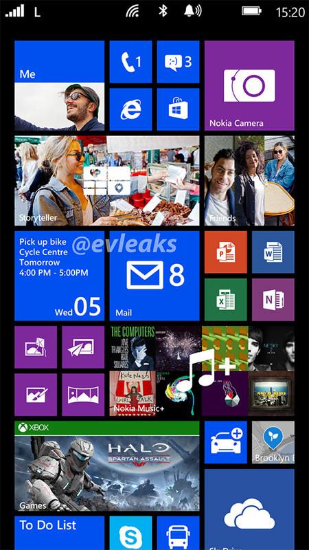 Windows Phone 8 1080p