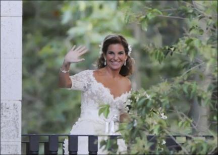 Arantxa Sánchez Vicario por fin se casó