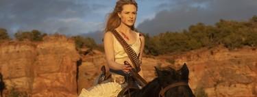 """""""Lo mejor de HBO es que nunca nos piden que hagamos la historia más tonta"""". Jonathan Nolan y Lisa Joy, creadores de 'Westworld'"""