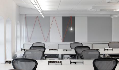Foto de Espacios para trabajar: las oficinas de Skype en Estocolmo (4/10)