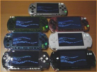 Nuevo agujero de seguridad en la PSP