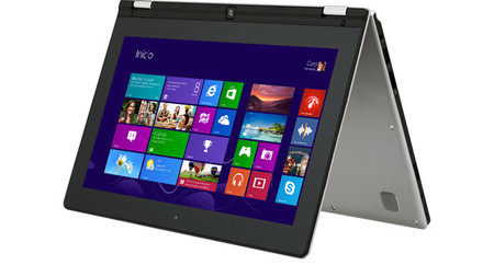 Convertibles con Windows 8: más allá del formato clásico de portátil