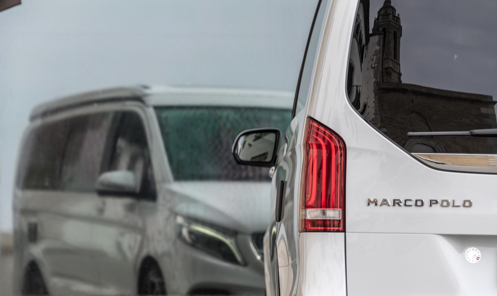 Foto de Mercedes-Benz Marco Polo 2019 (20/49)
