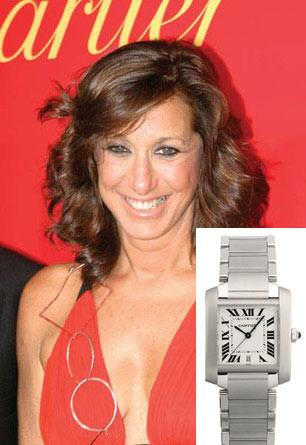Cartier demanda a Donna Karan