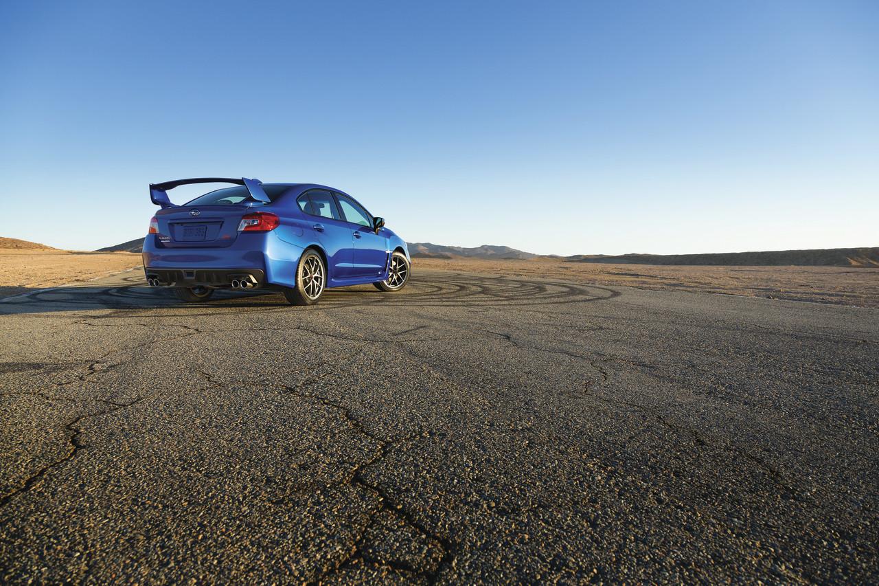 Foto de Subaru WRX STI 2014 (9/21)
