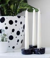 DIY: Un candelabro parece, de mármol no es