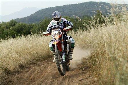 Marc Coma se hace con la victoria en el Rally de Cerdeña