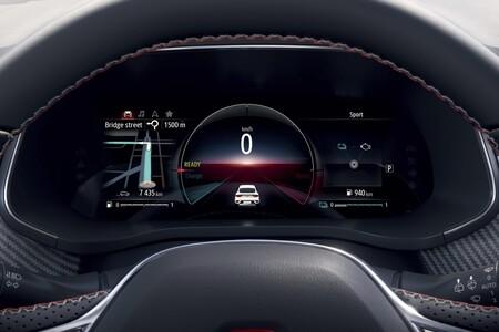 Renault Arkana Tecnologia