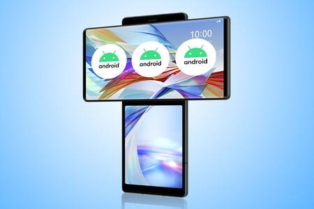 LG promete hasta tres años de actualizaciones de Android en sus móviles más premium