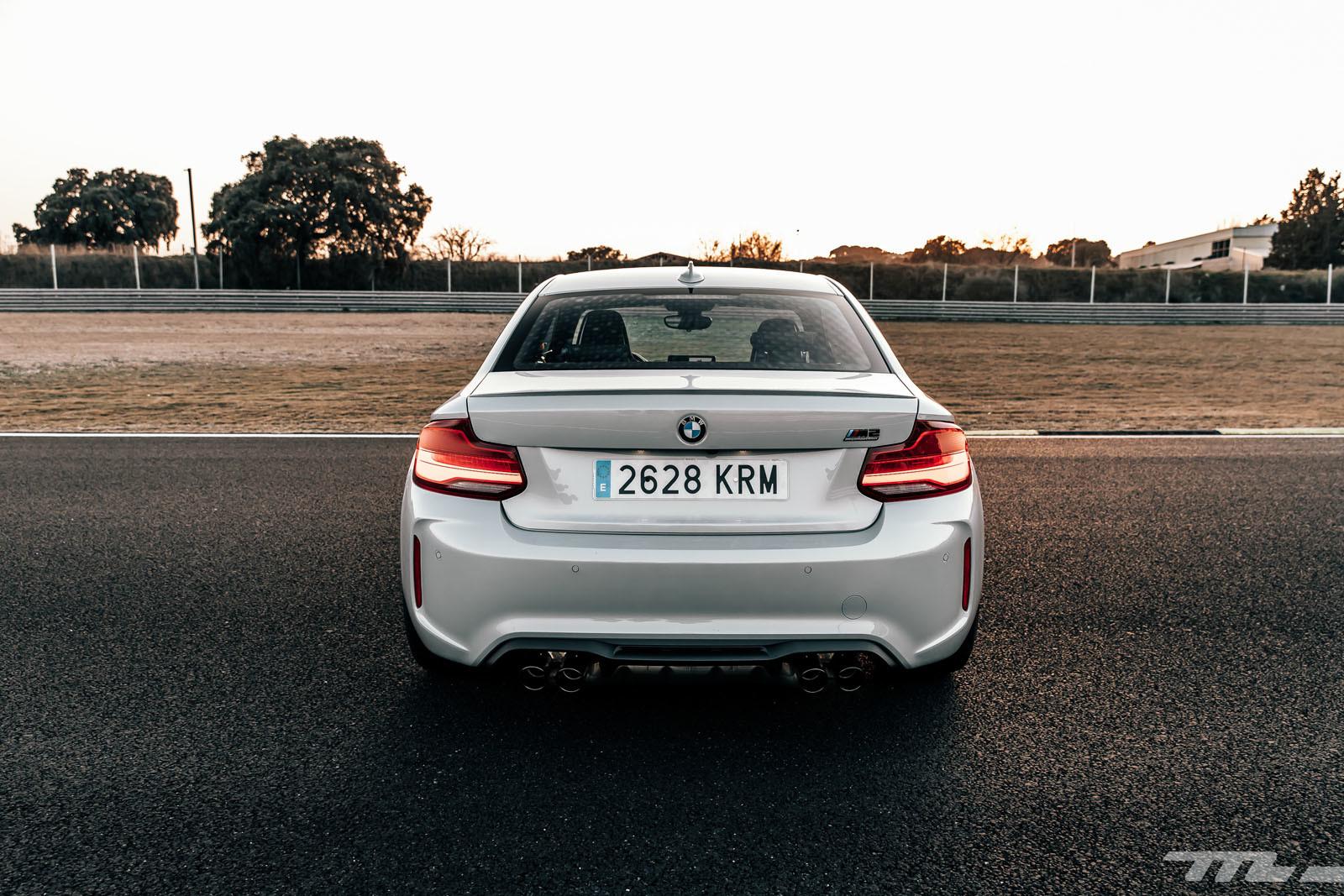 Foto de BMW M2 Competition (prueba) (3/42)