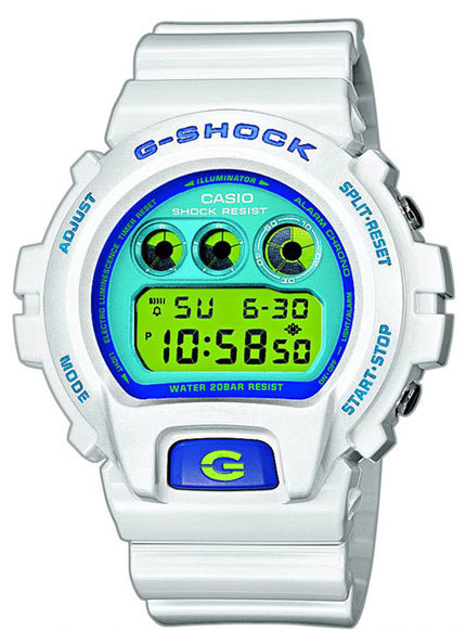 Casio G-Shock Blanco
