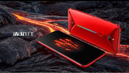 Nubia Red Magic 3 Diseno
