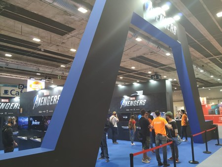 Madrid Games Week - Marvel's Avengers