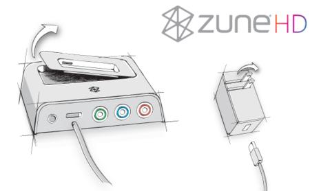 Zune HD, todo lo que necesitas saber (accesorios)