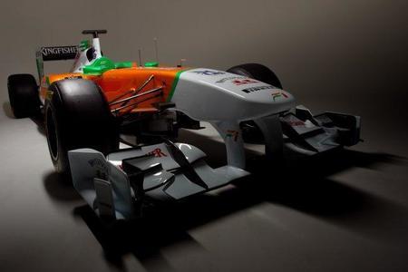 """Force India VJM04. El """"último"""" en llegar"""