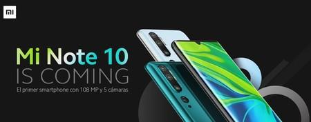 Dónde comprar, más barato y al mejor precio, el nuevo Xiaomi Mi Note 10