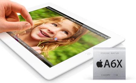 A6X, el corazón del nuevo iPad de cuarta generación