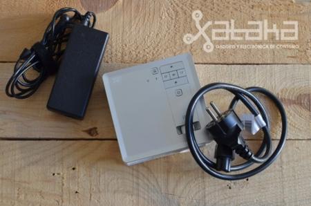 3M MP410 prueba xataka contenido caja