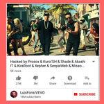 """Un grupo de hackers ha borrado 'Despacito' de YouTube, lo hicieron """"solo por diversión"""""""