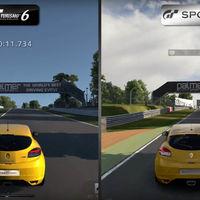 Gran Turismo Sport vs. Gran Turismo 6: compara tú mismo la evolución visual
