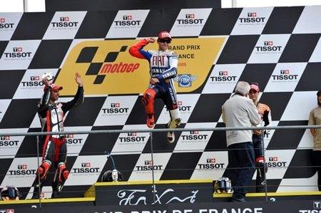 MotoGP Francia 2010: a por otro triplete español
