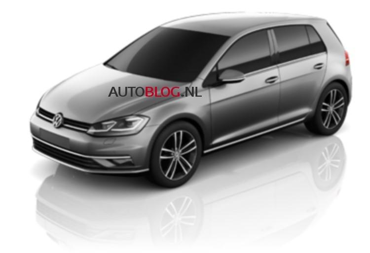 Foto de Volkswagen Golf 2017 (filtrado) (1/5)