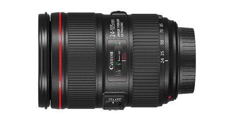 Canon Ef 24 105mm F4l Is Ii Usm