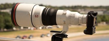 Sony FE 400 mm F2.8 GM OSS, toma de contacto y muestras del nuevo súperteleobjetivo para fotógrafos profesionales