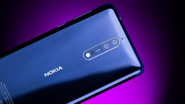 Nokia 8 frente a sus rivales más directos en la gama alta