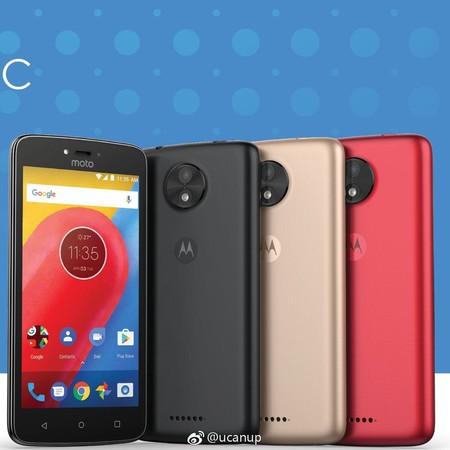 La nueva línea económica de Motorola enseña su aspecto: éste sería el Moto C